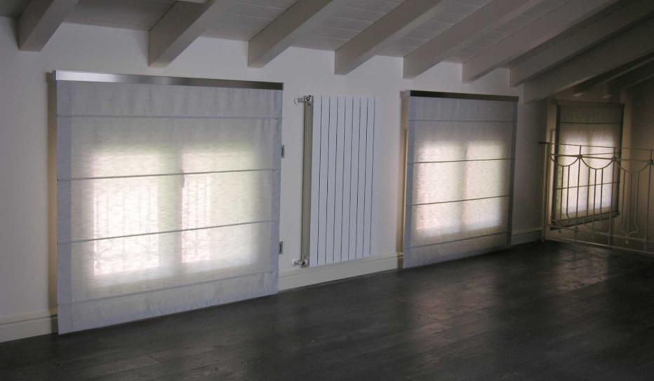 Tende da interno arricciate a pacchetto a pannelli moderne e classiche - Ikea tende a pannelli ...