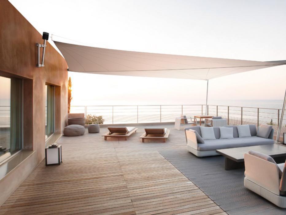 Tende da sole tende da esterno pergole vele for Ikea ombrelloni terrazzo